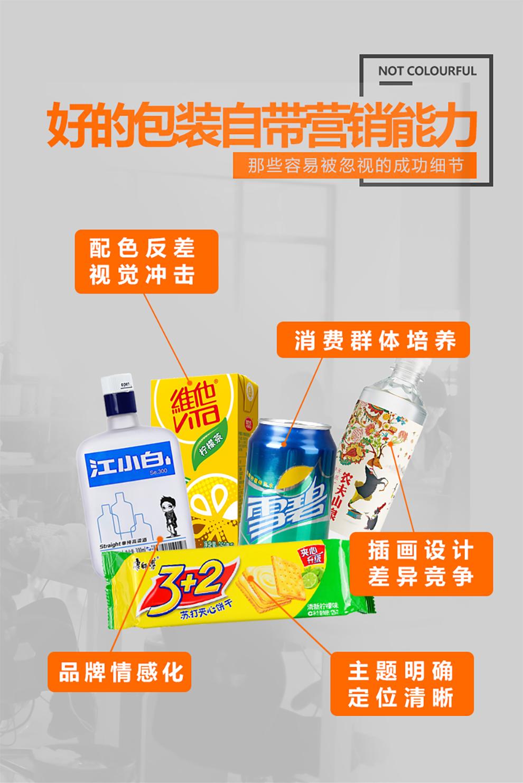 _创意包装设计瓶贴设计礼品盒设计产品包装零食包装设计效果图渲染4