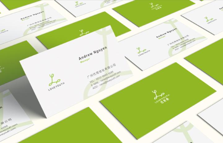 名片设计卡片设计高端名片企业名片个人名片