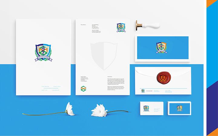 VI全套企业品牌VIS视觉识别系统设计政府教育餐饮品牌升级