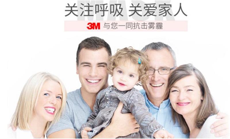 【品牌营销】3M口罩
