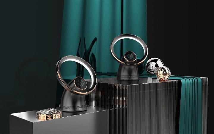 【数码电子】工业产品设计外观结构3D建模效果音响耳机智加设计