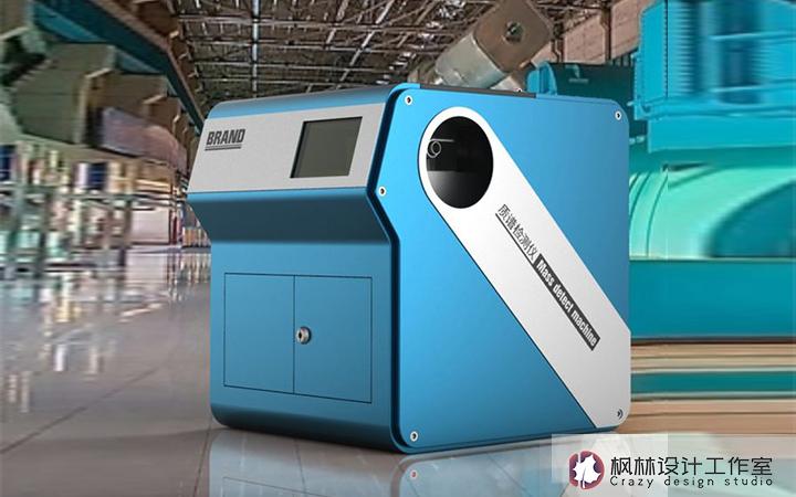 【效果图渲染】机床渲染配色效果图钣金渲染产品外观设计建模渲染