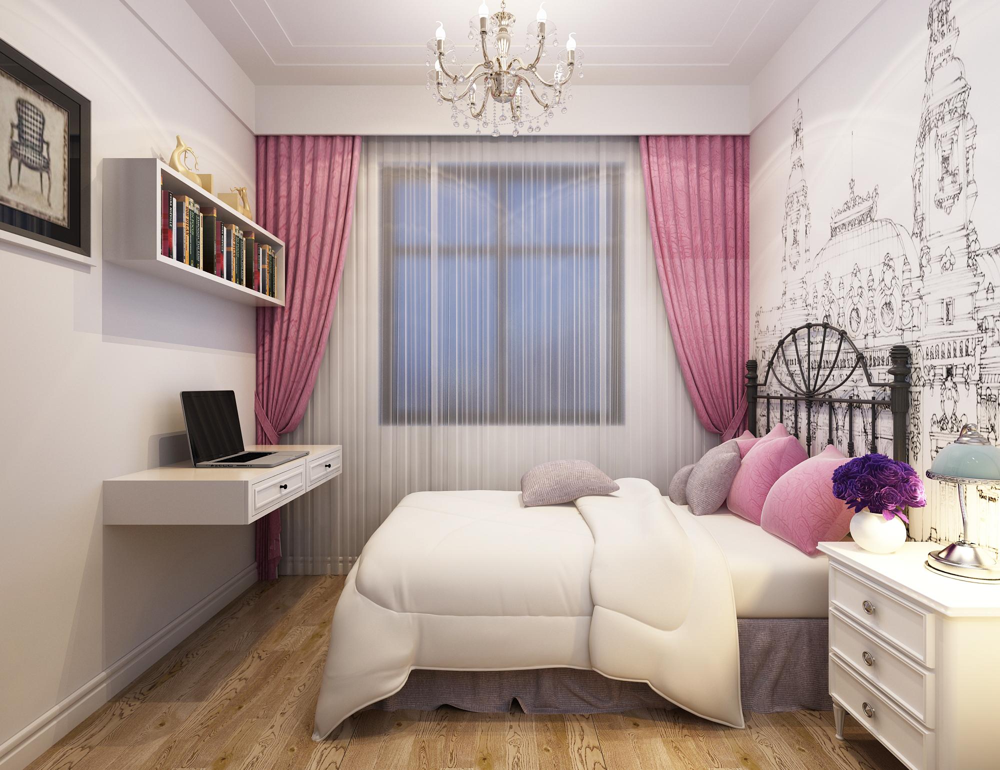 室内设计家装效果图自建房设计装修别墅新房家装设计