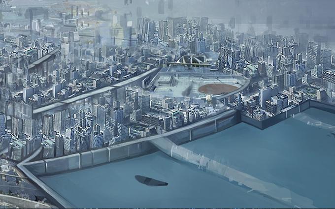 广告商业游戏原画设计H5海报手绘漫画原画设计绘本产品包装插