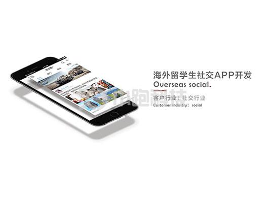 APP开发-社交/商城/直播/-外包定制