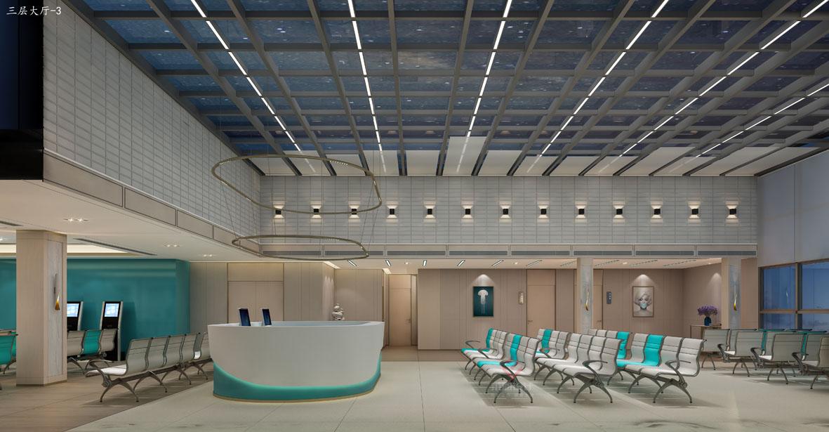 室内设计医院设计诊所设计医馆设计体检中心设计效果图制作施工图
