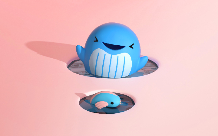 卡通LOGO吉祥物2D3D企业产品卡通形象微信表情手绘设计