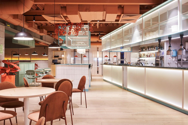 餐饮空间设计/公装服务设计/全案设计/效果图/施工图