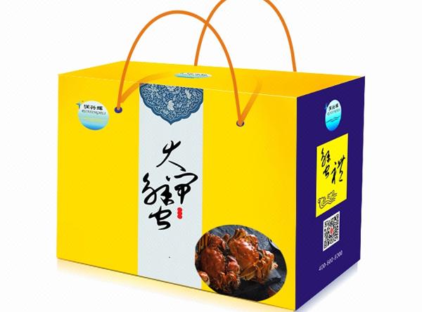 包装盒设计袋零售休闲娱乐贴标手提袋设计创意包装设计满意为止