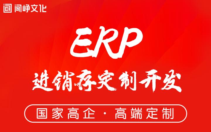 ERP项目管理软件进销存系统开发OA系统开发APP定制开发