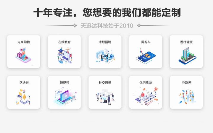 网站定制开发前端切图开发网页设计UI界面设计商城建设网站设计