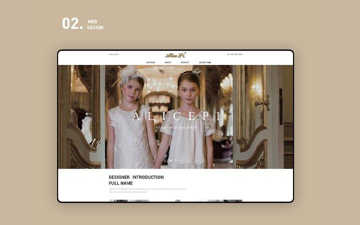 竞价单页制作宣传类网站开发销售型单页制作专题页制作落地页设计
