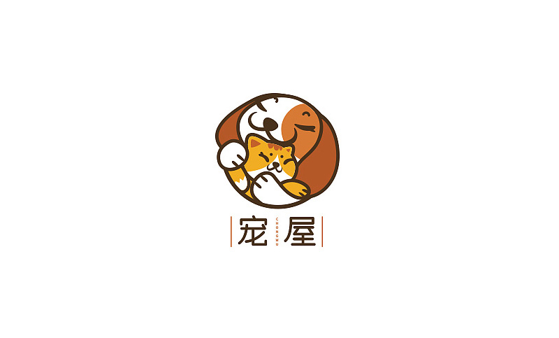 动漫IP形象/卡通LOGO/吉祥物设计/卡通形象设计/表情包