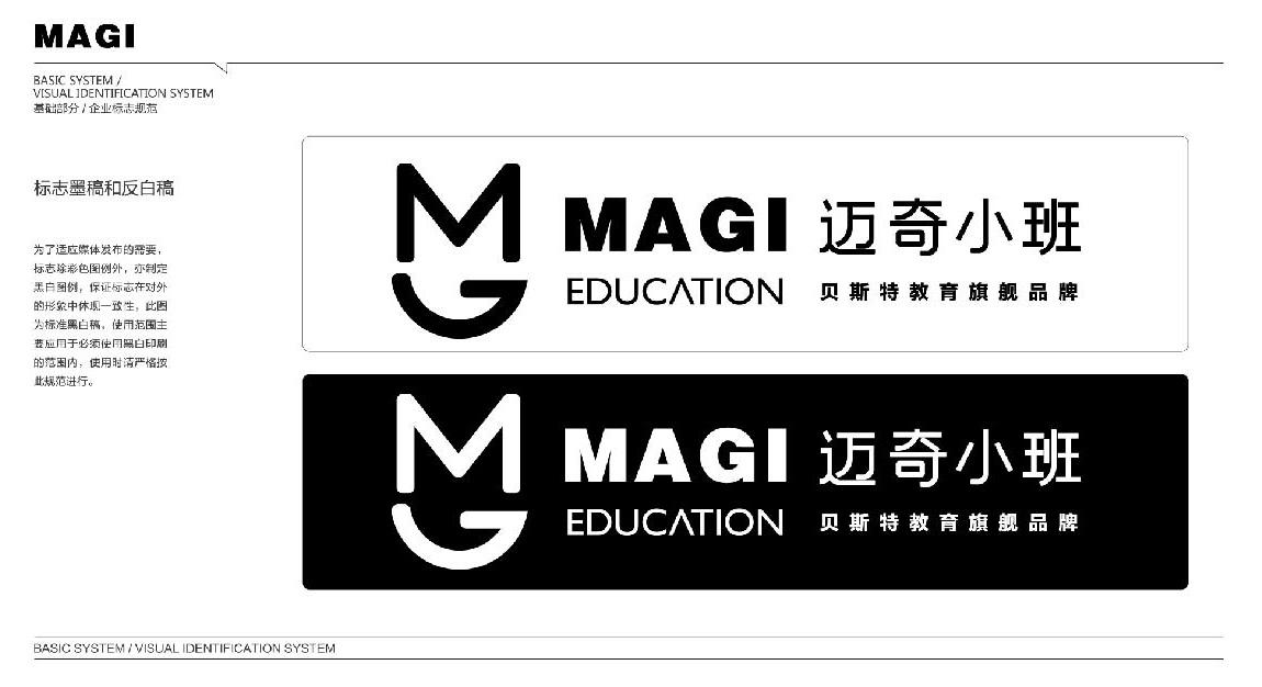 【VI设计】VI导视图字体设计吉祥物IP形象标志图形logo