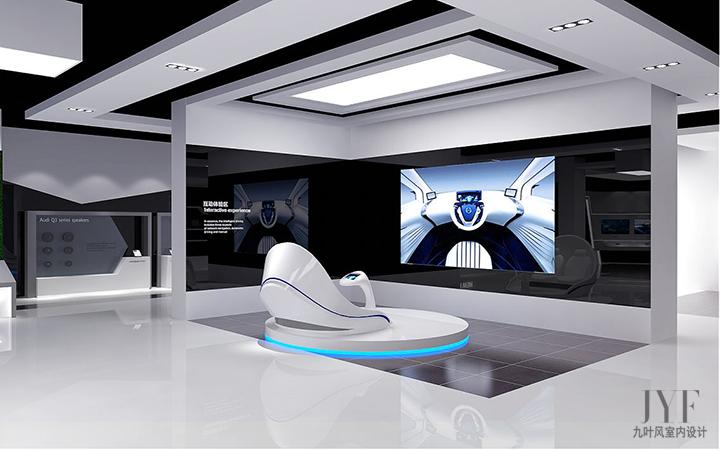 室内设计  效果图     展厅设计    企业展厅设计