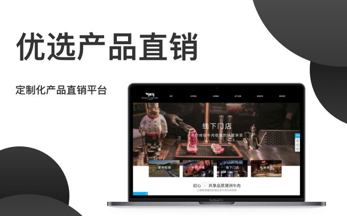 网站开发 定制 建设 企业 电商 微信 外贸 团购 模板源码