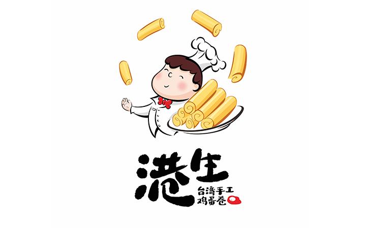 原创卡通形象吉祥物logo设计表情包插画绘画图标icon设计