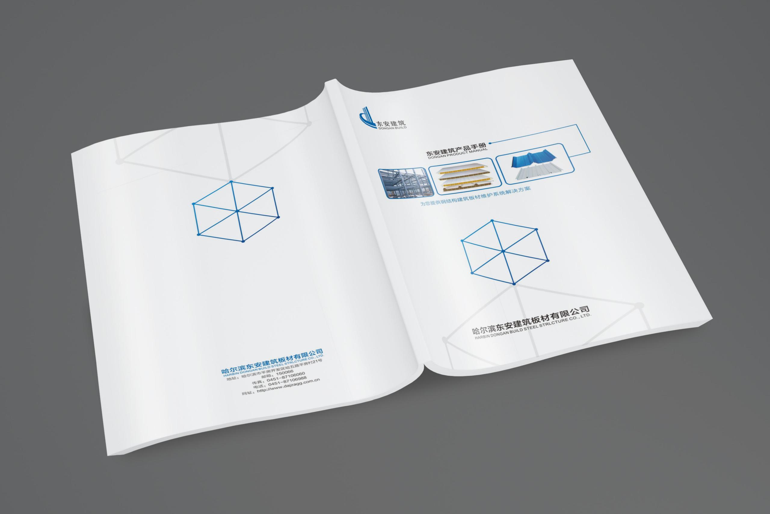 创意设计画册设计餐饮医疗酒店宣传册设计画册设计招商封面画册