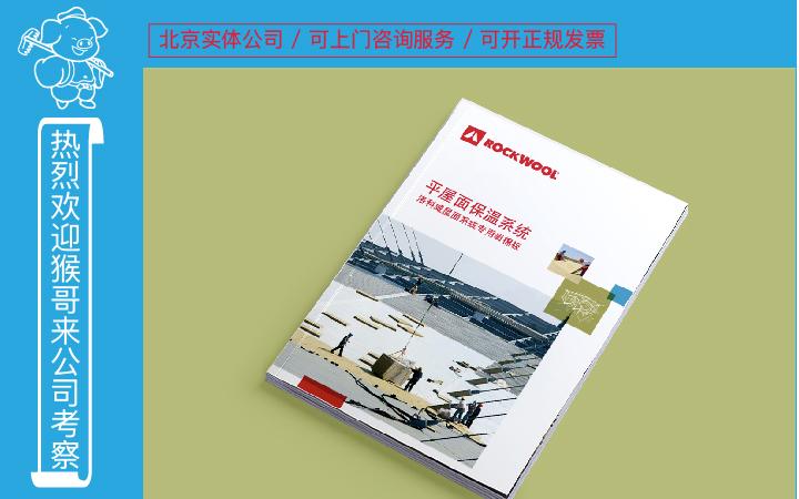 画册设计企业产品宣传册单页三折页企业内刊集团海报手提袋封套