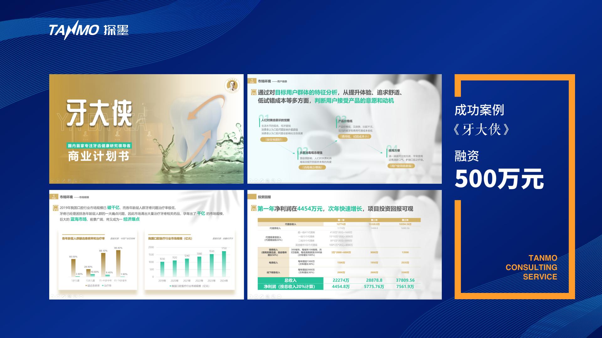 工业产品商业计划书创业融资项目策划书路演模式企划方案诊断报告