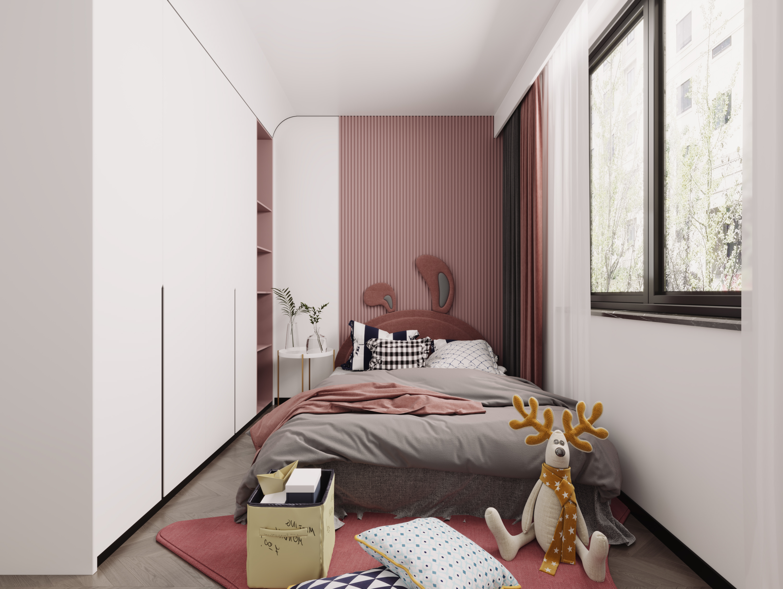 效果图设计装修空间设计新房装修设计室内空间家装设计店面设计