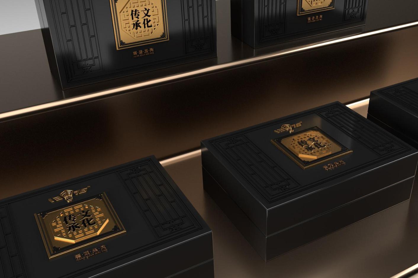 包装设计师纸盒饮料茶药品酒礼盒带字做图桶餐饮食品产品礼品手袋