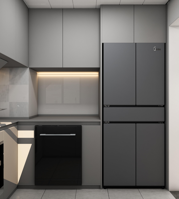 【家装设计】装修设计样板房设计住宅设计房屋设计装修效果图套房