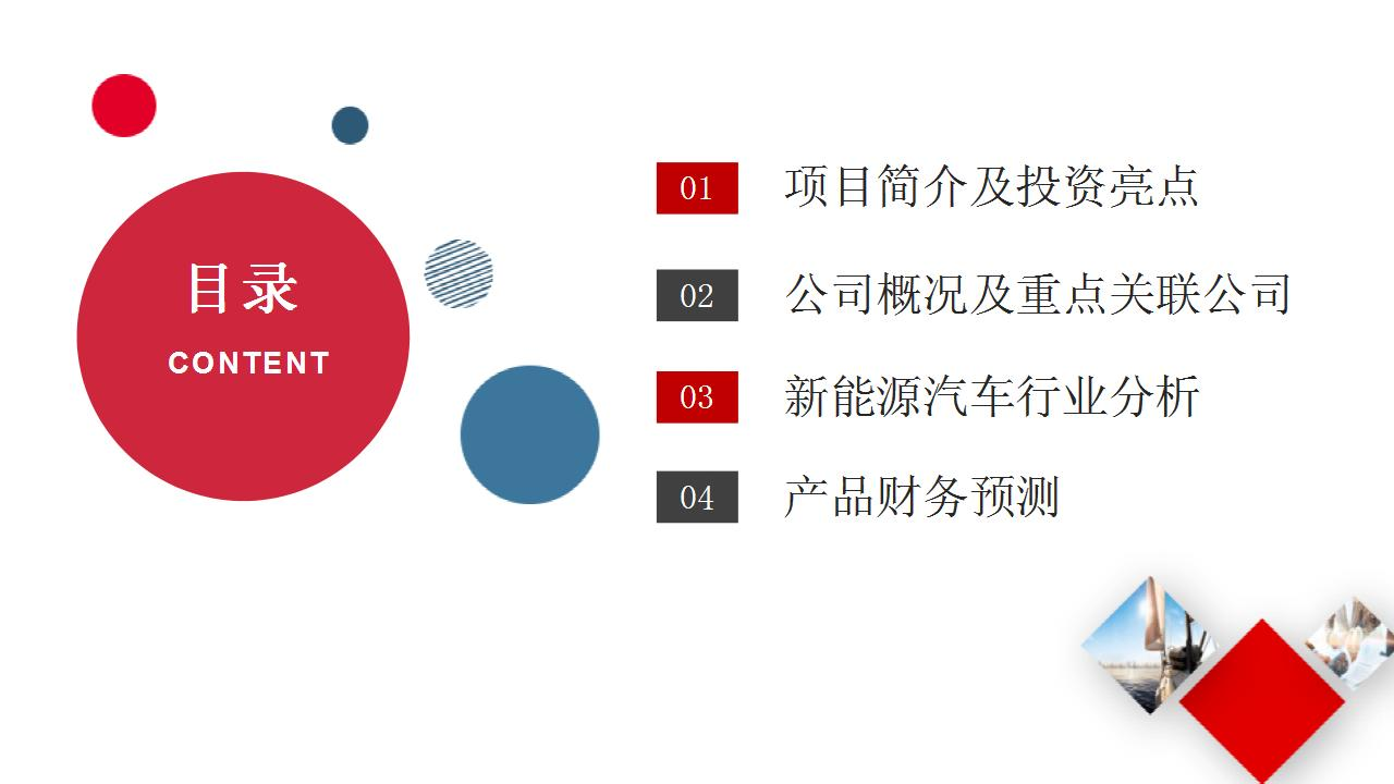 项目可行性分析商业计划书企业战略行业研究