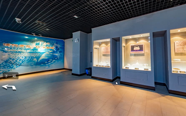VR展厅/VR线上体验馆AR体验/VR全景/VR博物馆云展厅