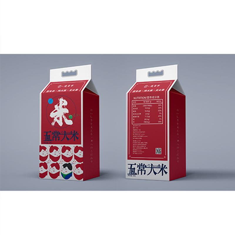 【包装设计】手绘插画食品茶叶包装标签包装盒包装袋手提袋