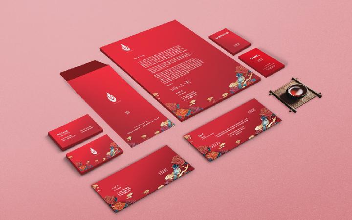 VI设计企业vi公司导视vi全套手册vis视觉品牌全案设计