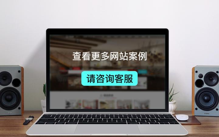 网站建设定制开发电商响应式网站网页制作企业公司门户商城网站