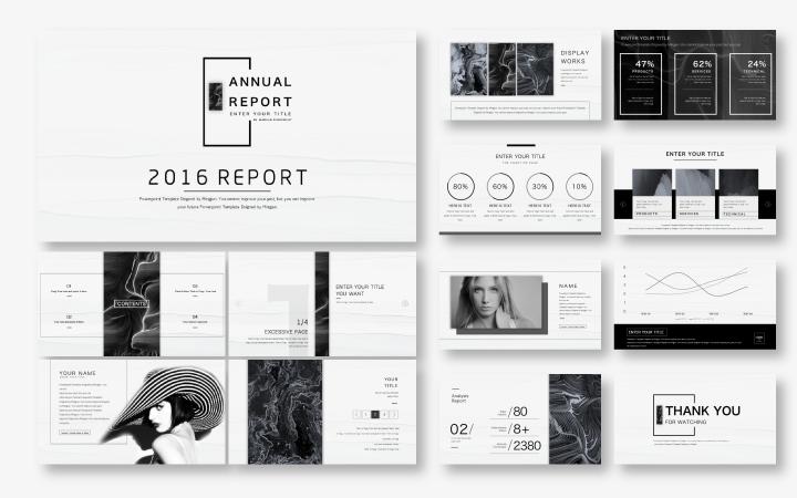 商业计划书发布会演讲企业培训报告展会产品推广PPT美化设计