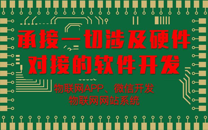 物联网微信小程序公众号定制H5网站后台管理传感器视频监控开发