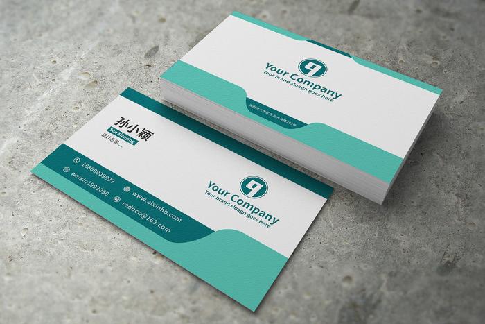 贺卡名片个性结婚请柬三折页明信片卡片设计优惠券邀请函门票设计