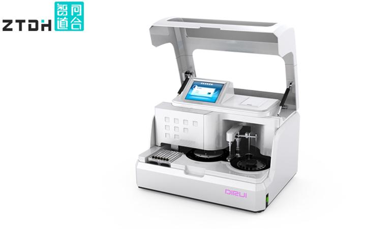 生化分析仪IVD生化检测设备医疗产品外观设计医疗器械外观结构