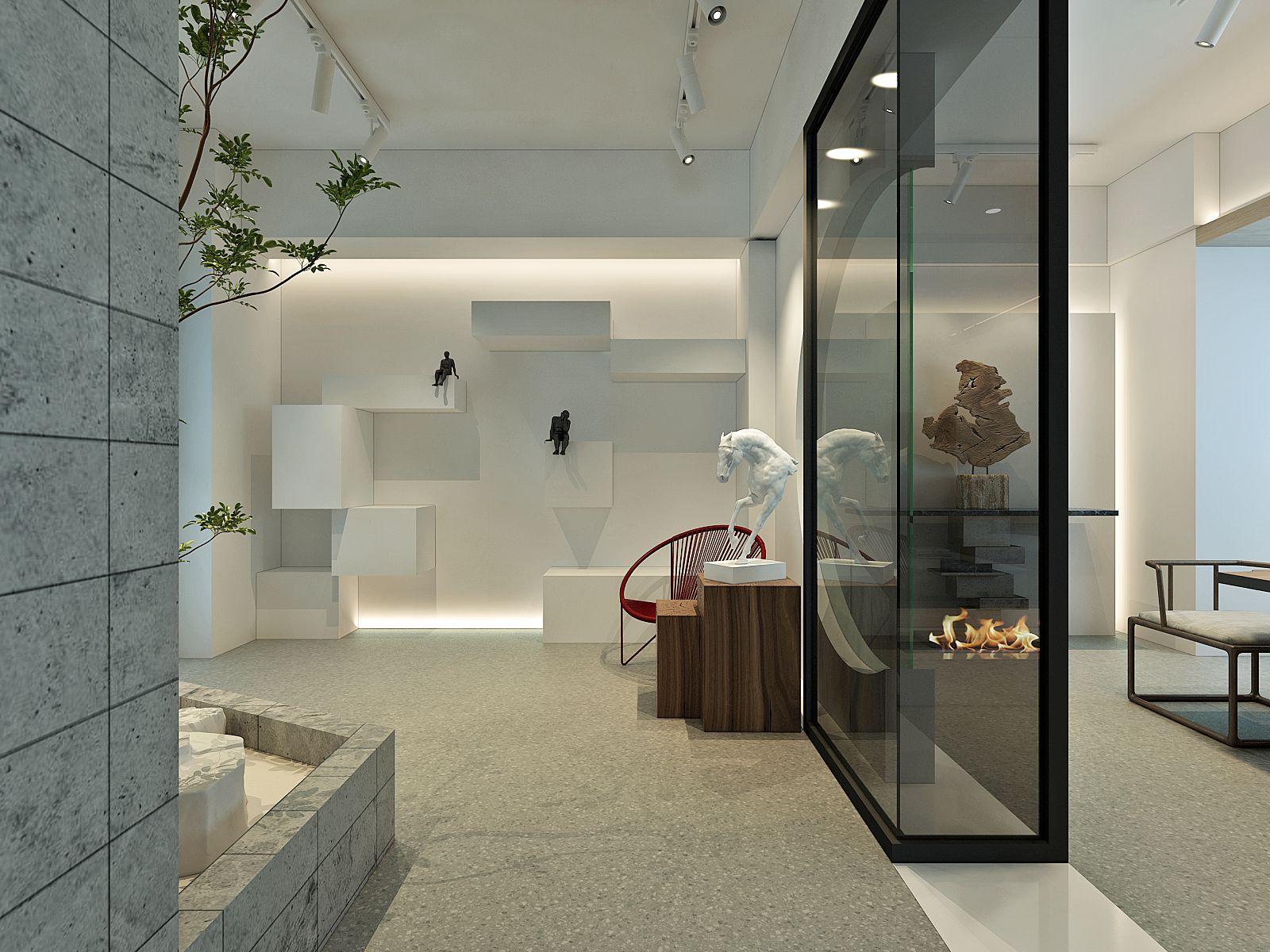 背景墙设计/公装设计/商业空间设计/装修设计/室内设计/施工