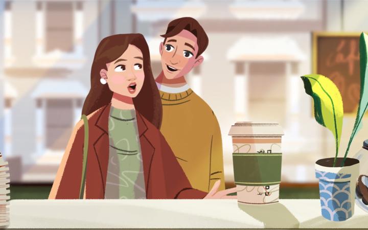 MG动画】AE产品APP企业Flash二维动画宣传片设计制作