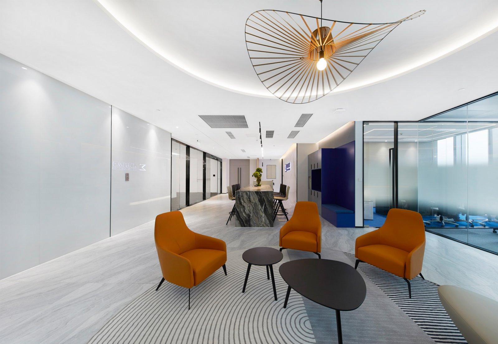 SI装修设计室内3D效果图空间展厅展会餐饮店铺公装办公室设计