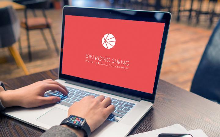 网红logo设计原创商标公司企业极简字体品牌VI标志定制满意