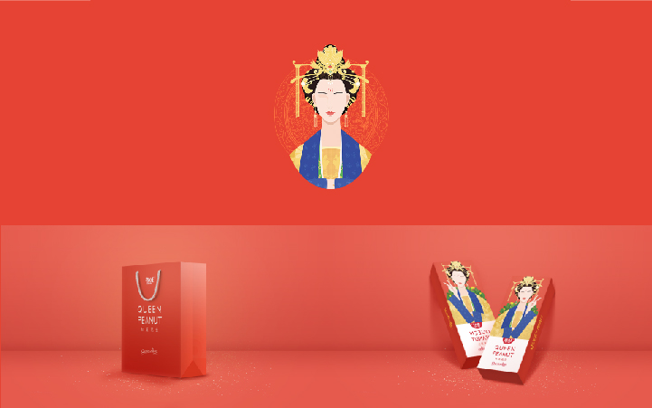 高端电子产品生产包装专用袋设计家用电器生产宣传包装设计
