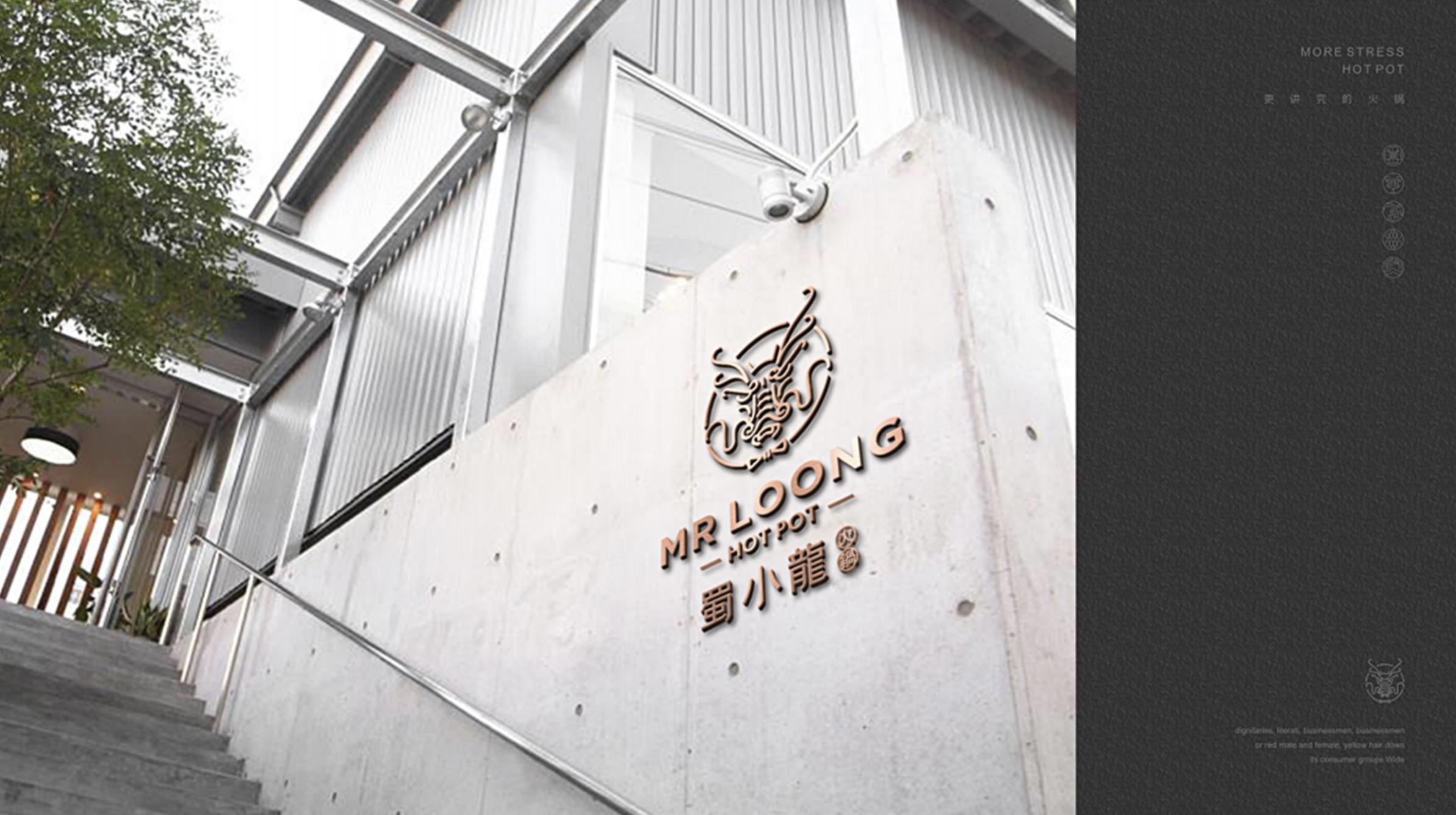 _餐饮品牌企业形象互联网农业地产教育培训VI系统设计vis设计34