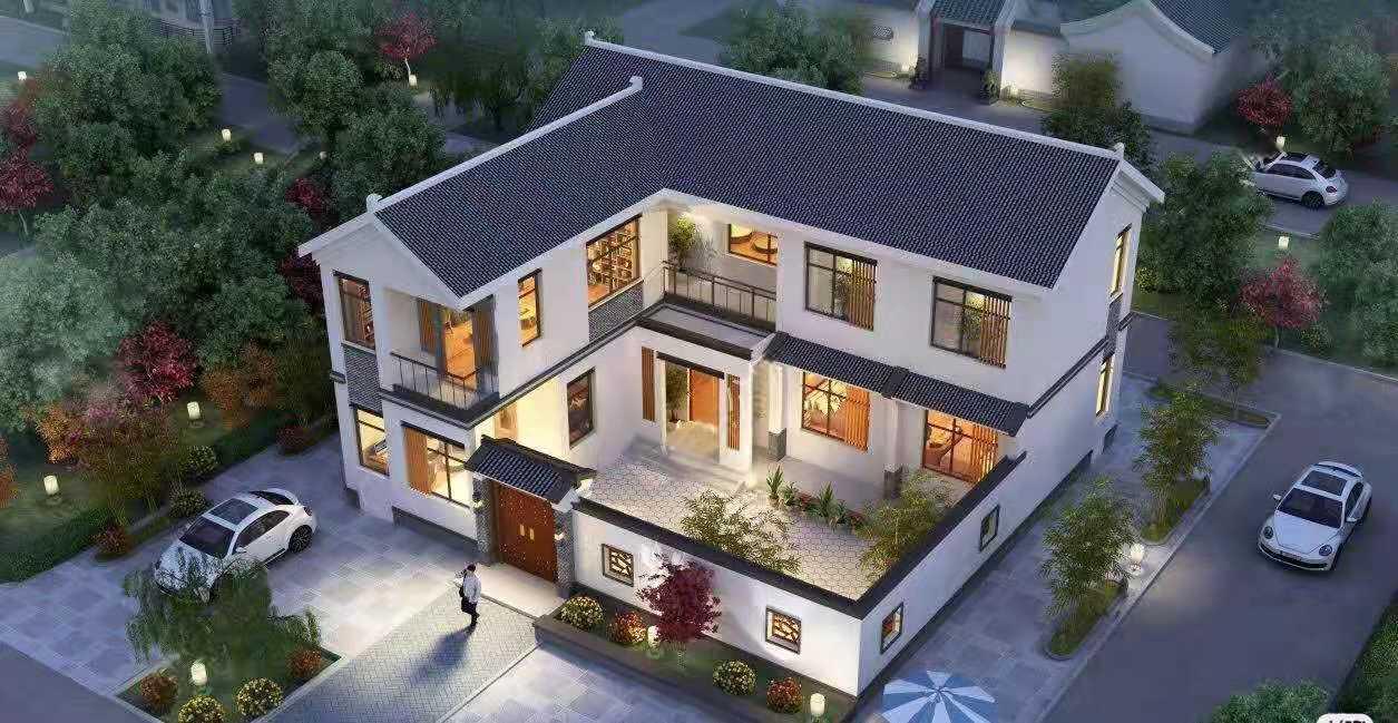 自建房设计/全案设计/效果图制作