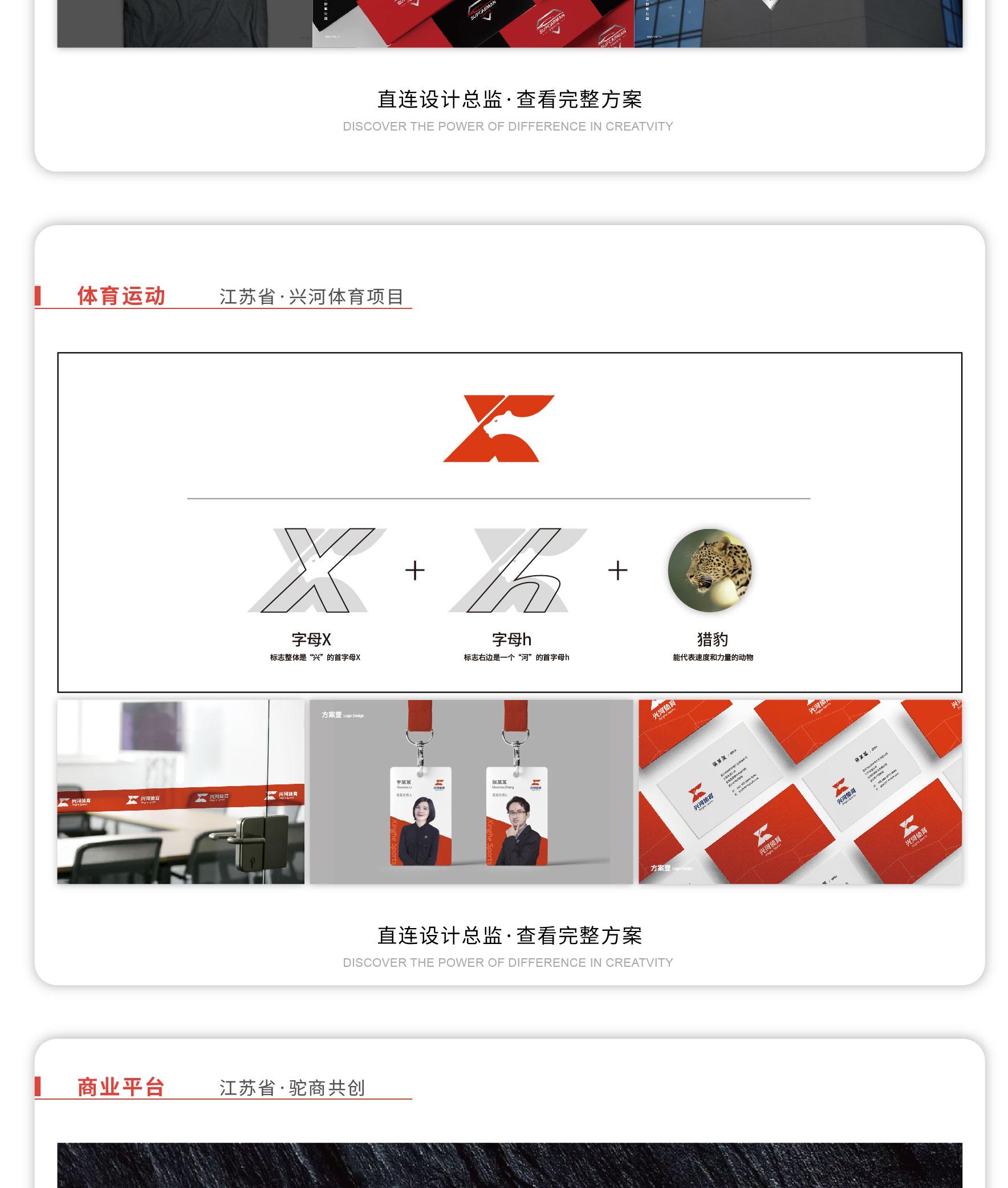 _【总监LOGO】商标设计注册卡通教育公司标志科技平面餐饮品牌11