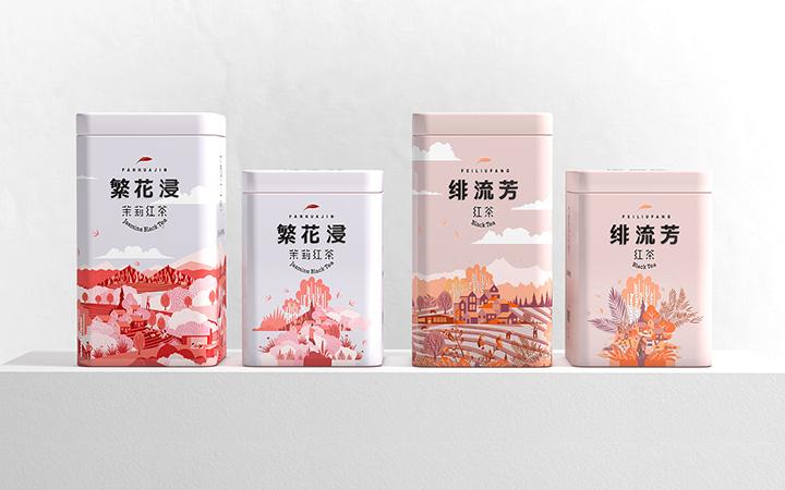 青麦品牌——品牌设计包装设计手绘插画包装设计