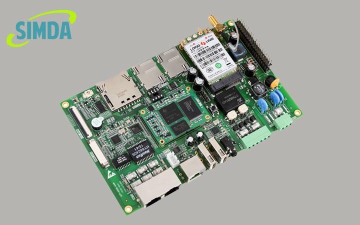 单片机硬件系统开发人工智能物联网WIFI家居联控技术定制