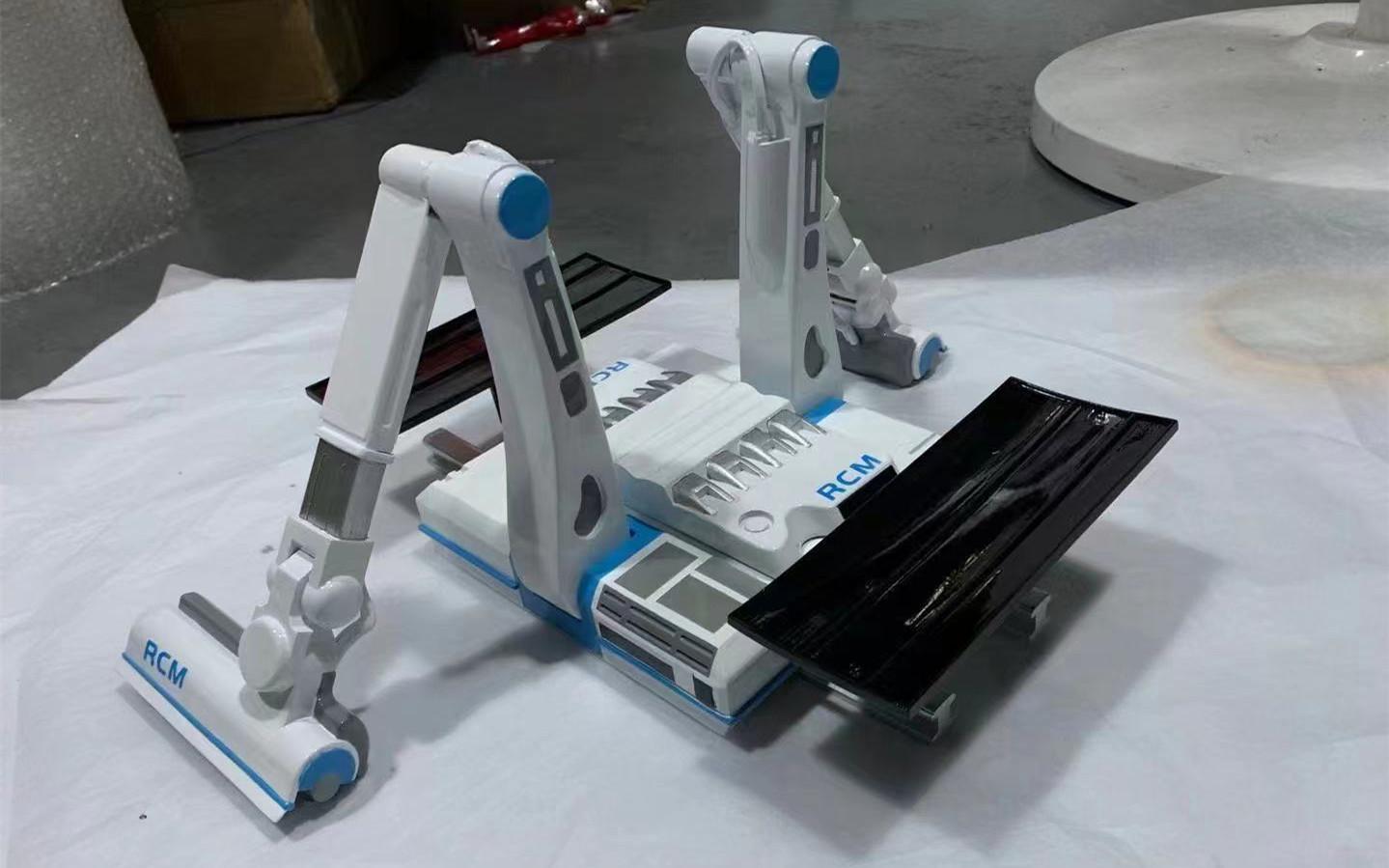 【手板模型】树脂3D打印塑料金属CNC加工小批量生产