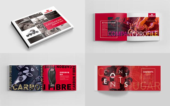 【高端画册定制】企业产品宣传画册印刷排版设计公司宣传册设计