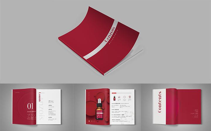 【画册设计】企业宣传册设计产品宣传册设计招商手册设计企业画册