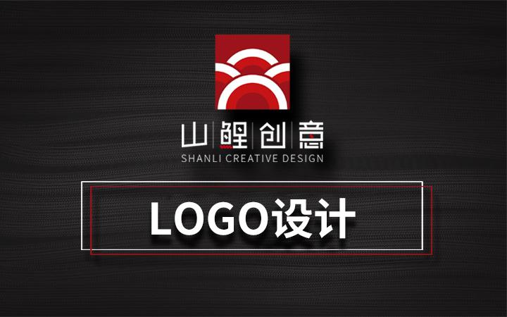LOGO设计卡通地产企业教育产品快销公司logo商标字体设计